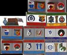 metal pin Odra, Amica, Wisła, Widzew, GKS Bełchatow, Cracovia, Polonia Poland
