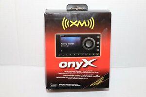 XM Audiovox Radio Onyx with Car Kit XDNX1V1KC New
