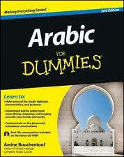 Arabic for Dummies® by Amine Bouchentouf (2013, Paperback / Paperback)