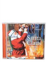 Victorian Trading Co Santa Claus is Coming to Town Christmas CD 42B