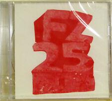 """FRANK ZAPPA """"FZ 25""""  mini cd 3 tracks promo Japan sealed"""