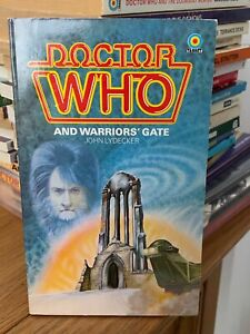 doctor who target book -  WARRIORS` GATE