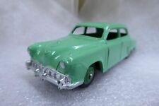 DINKY TOYS 172 STUDEBAKER LAND CRUISER LIGHT GREEN IN DRRB REPRODUCTION BOX.