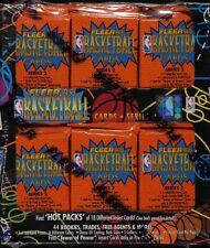 1994 1995 Fleer SEALED Jumbo BOX (24 Packs) Grant Hill ROOKIE RC, Jordan PSA 10?