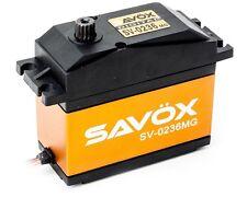 Savöx SV-0236MG Digital-Servo Großmodelle - Savox