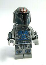 Lego Custom PRE VIZSLA Mandalorian Minifigure -Printed Body! Jetpack, Vambraces