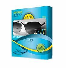 Zcifi Stick-OnMagnifying Lenses/Stick-On Bifocal Reading Lenses/+1.50D