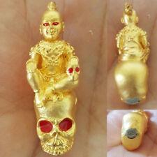 Kuman Somlit LP Suphasit Thai Amulet Attract Luck Rich Wealth Protect Talisman