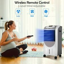 5 in 1 Evaporative Portable Air Conditioner Cooler Fan & Heater Remote Control