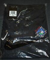 Nike Golf DriFit Polyester Mens Polo Shirt Black Size 2XL NWT Sealed BWSOF