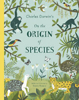 On The Origin of Species Picture Book - Charles Darwin For Kids - Hardback
