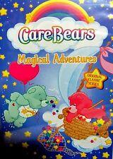 Care Bears - Magical Adventures NEW! DVD,Original series, 8 shows ,Childrens