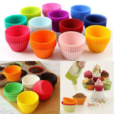 Mini Cup Cake Pan Muffin Mold Cupcake Form to Bake Kitchen Color Random Silicone