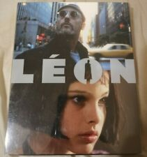 Leon Yes Asia Kimchidvd Full slip Steelbook -  unnumbered