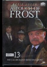 DAVID JASON A TOUCH OF FROST SEASON 13 & 14 ENGLISH DETECTIVE POLICE CRIME DRAMA