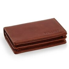 BULLAZO CONTACTO Visitenkartenetui oder Kreditkartenetui mit RFID NFC Schutz
