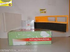 KIT FILTRI YDEA K106FT- FIAT PANDA II (169)  FIAT 500 II