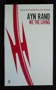We The Living : Ayn Rand 1996  75th Anniversary Edition Student Edition - New!