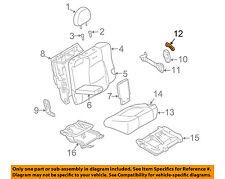 Rear Right Genuine Hyundai 89201-2B000-J4 Seat Cushion Frame Assembly
