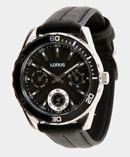 reloj LORUS multifuncion _RP633AX9 (caja original papeles)