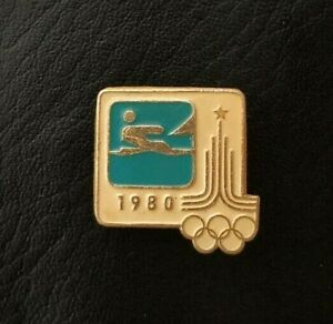 1980 Sailing XXII Olympic Games Moscow Soviet Pin Badge Regatta ISF Yacht USSR