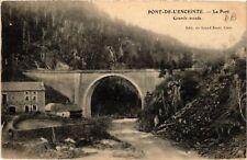 CPA   Pont-de-l'Enceinte - Le Pont - Grande arcade (517392)