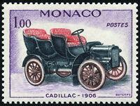 """MONACO N° 570 """"AUTOMOBILE, CADILLAC 1 F"""" NEUF x TB"""