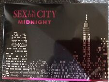 Sex In The City Midnight WOMENS Eau De PARFUM PERFUME 100ml Mum Girlfriend Gift