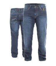 Pantalon bleu RST pour motocyclette