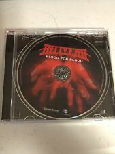 HELLYEAH BLOOD FOR BLOOD CD OPENED BUT NEAR MINT CONDITION
