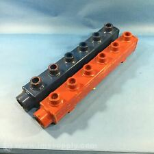 Plastic Process Equipment Wm114-6S6 Water Manifolds 8697