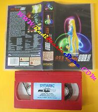 VHS film FIRE FORCE DNA SIGHTS 999.9 animazione 1999 DYNAMIC (F114) no dvd