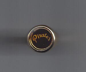 1970's Pittsburgh Pirates gold metal ring rare Circa 1979 black logo