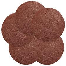 4inch 100mm 60Grit Sander Disc Sanding  Polishing Pad Sandpaper disc 100pcs