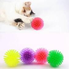 10x Colorful Balls Cat Toys Sm & Bulk Colorful Soft Plastic Ball Roll