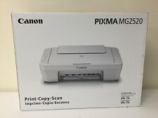 New Canon PIXMA MG2520 Inkjet All-In-One Color Printer