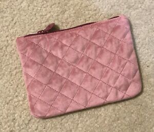 Wristlet Purse Handbag Clutch Bag Soft Pink