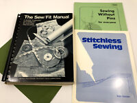 The Sew Fit Manual Guide to Making patterns fit by Pivoting Ruth Oblander 1979
