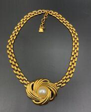 Collier Lanvin Vintage 1960 1970 Necklace Haute Couture French Jewels