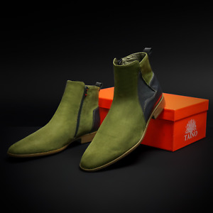 TAYNO SHOES VINCENT GREEN