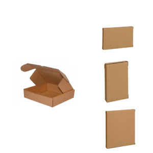Royal Mail PIP Large Letter EcoFriendly Cardboard Postal Mail Box - Pack of 200