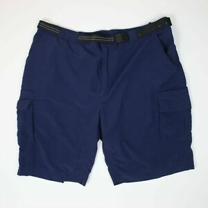MAGELLAN Belted Back Country Cargo Shorts 2XL