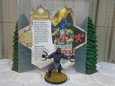 Heroscape Custom Prince of Agony Double Sided Card & Figure w/ Sleeve Valkrill