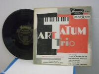 "Art Tatum Trio,Brunswick 58013,""Art Tatum Trio"",US,10"" LP,mono,jazz piano,1950"