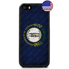 KentuckyGrunge State Flag Hard Case Cover For iPhone 11 Pro Max Xs XR 8 Plus 7