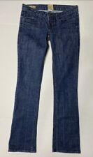 William Rast Sadie Women Size 25 Jeans Straight Leg Made In USA Medium Wash