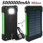 5000000mAh 2USB Power Bank Pack Backup External Battery Charger for Cell Phone