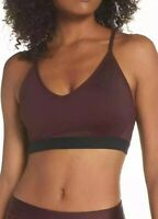 Nike Women's Red Indy Light Support Sports Bra 0167 Size Small