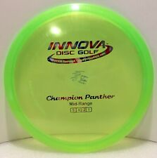 DIsc Golf Disc INNOVA - CHAMPION PANTHER - 166g - NEW