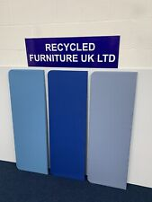 More details for 1200mm fabric desk dividers (120 in stock) 3 colours £20 each